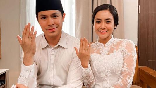 Sah, Cita Citata dan Fero Walandouw Menikah