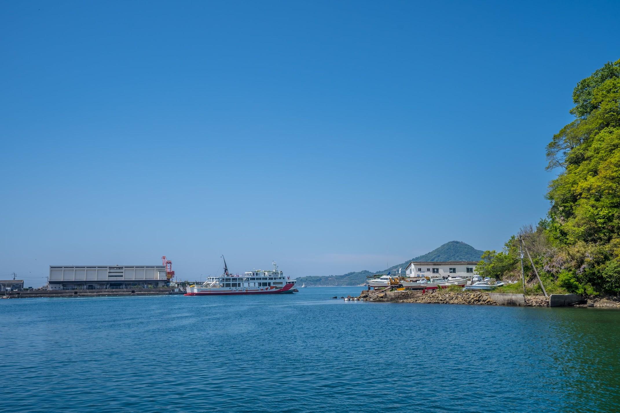 愛媛 三津浜港1