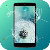 Dandelion 3D Live Wallpaper