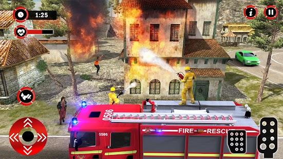 Hurricane Rescue Simulator 2018 - Ambulance Rescue - náhled