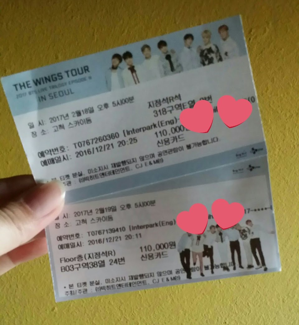 wings tour tickets