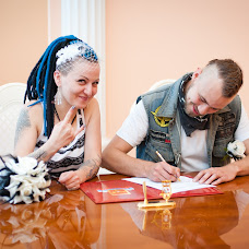 Wedding photographer Mikhail Noskov (Bikeboy). Photo of 25.06.2014