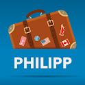Philippines offline map icon