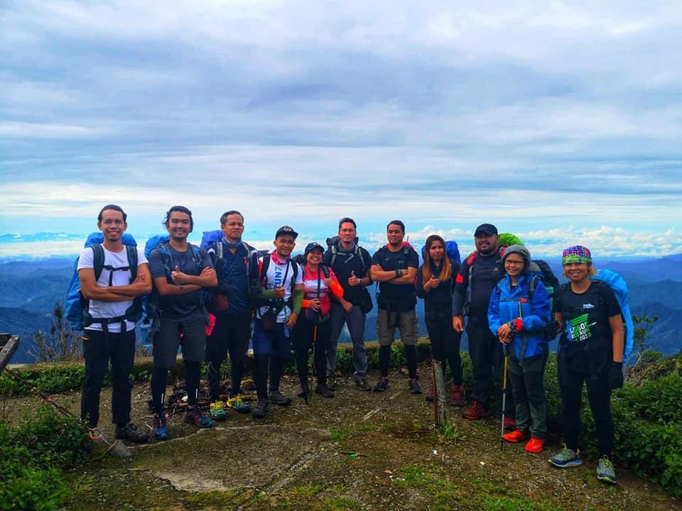 Mt. Amuyao Climb (8 862ft asl)