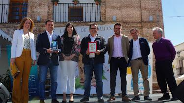 Sonia Cabrera, Javier Aureliano García, Almudena Morales, Antonio Jesús Rodríguez, Agustín Cabrera, José Antonio Ramos y Justo Sánchez.