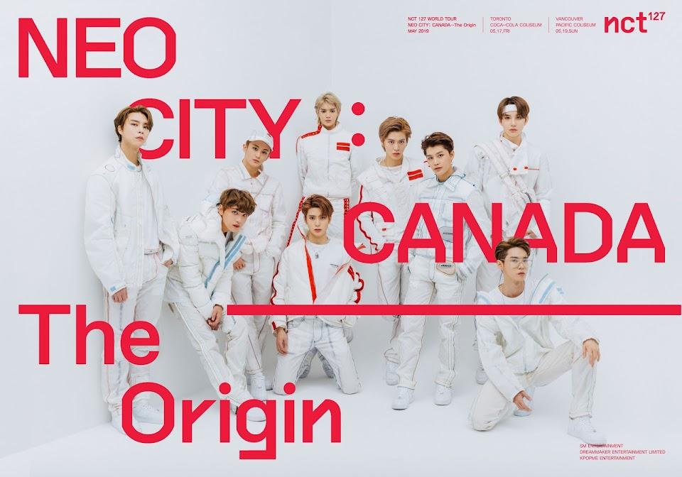 nct 127 neo city canada