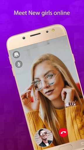 Live Talk - Random Video chat with girls Screenshots 2