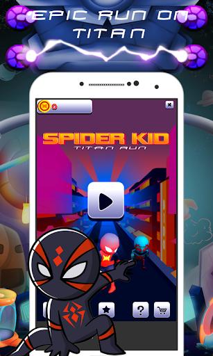 Spider Kid : Titan Run 0.2 screenshots 1