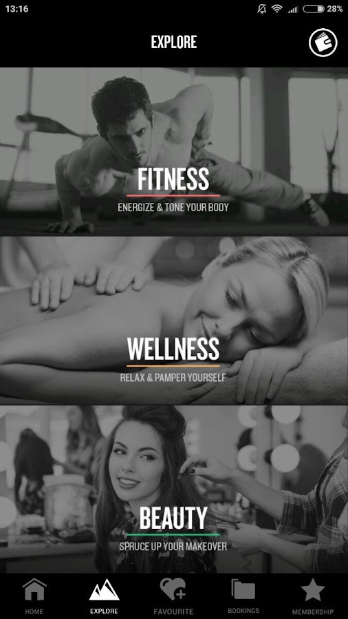 Activpass:Fitness, Spa, Beauty- screenshot
