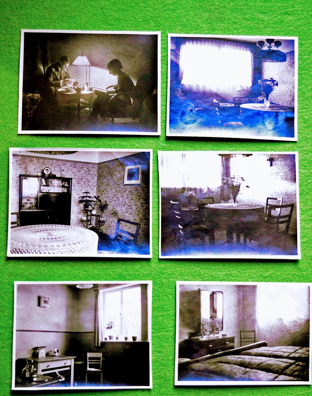 Wohnungseinrichtung Möbel im Dritten Reich