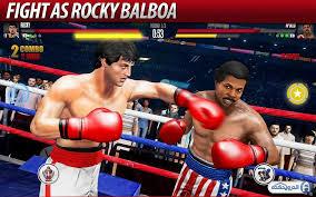 الملاكمة الحقيقية 2 لعبة القتال روكي Real Boxing 2 Rocky