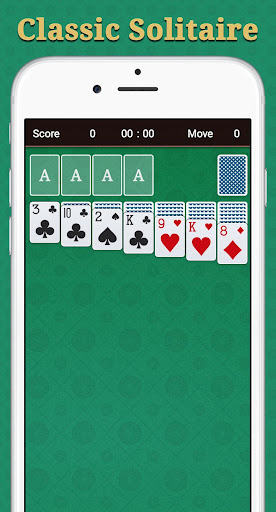 solitaire screenshot 1