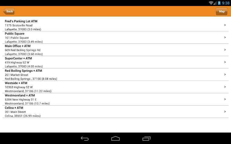 android MBTC MOBILE Screenshot 8
