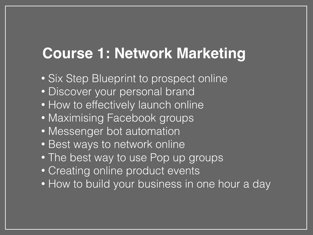 Join the vip life now everything you need to know to grow a six figure business online in network marketing malvernweather Images