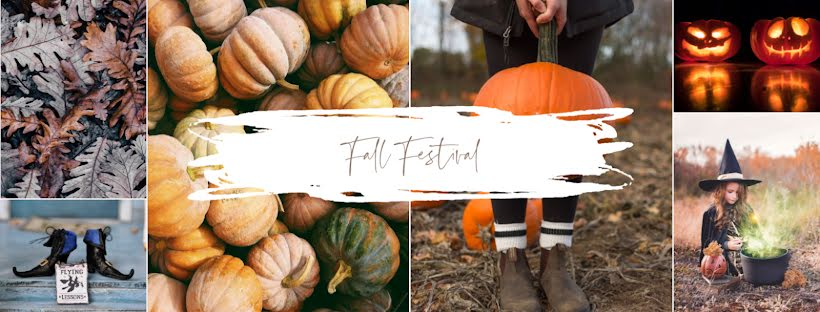 Fall Festival - Facebook Page Cover Template