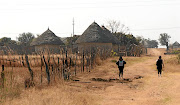 Pupils from  Thondoni village were   raped by unknown criminals in Vuwani yestarday. / ANTONIO MUCHAVE