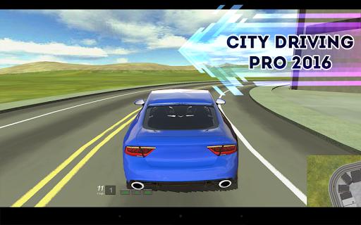 City Driving Pro 2016