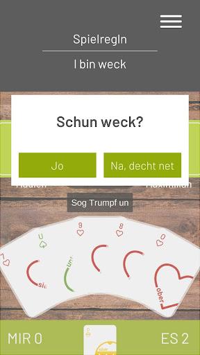 WattApp - Su00fcdtiroler Watten 1.1.4 screenshots 1