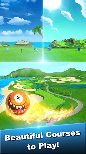 Long Drive Clash screenshot 2