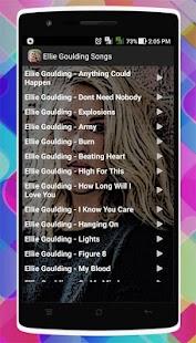 Ellie Goulding Songs Love Me Like You Do - náhled
