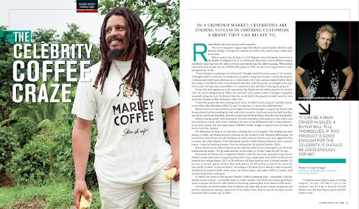 Global Coffee Report Magazine screenshot 1
