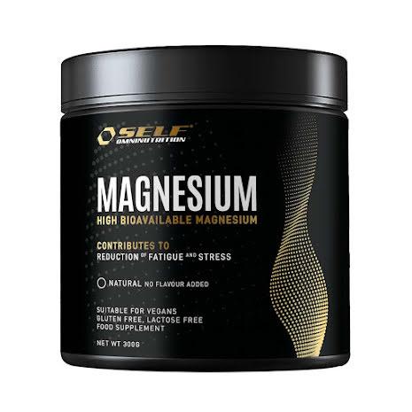 Self Omninutrition Magnesium, 300g - Orange