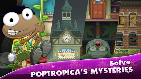 Poptropica APK screenshot thumbnail 13