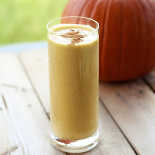 Pumpkin Pie High Protein Green Shake