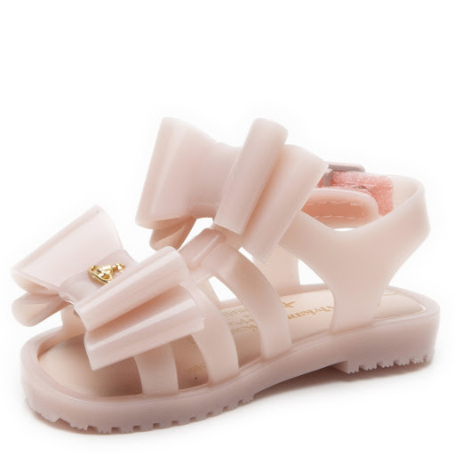 Thumbnail images of Mini Melissa VW Jelly Sandals
