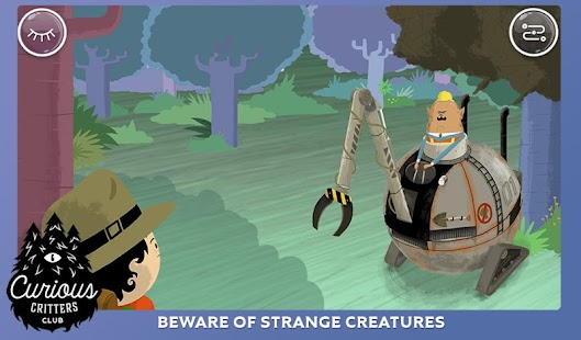 Curious Critters Club: Call of the Giant Eagle- screenshot thumbnail