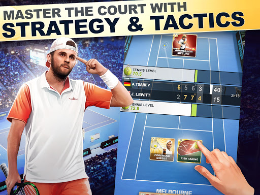 TOP SEED Tennis: Sports Management Simulation Game 2.43.1 screenshots 13