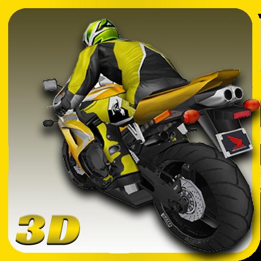 極端公路騎士 賽車遊戲 LOGO-玩APPs