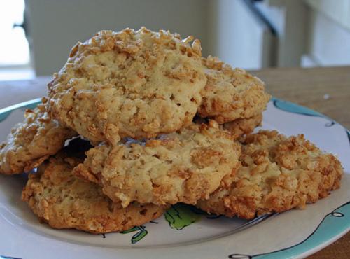 Special 'k' Cookies Recipe