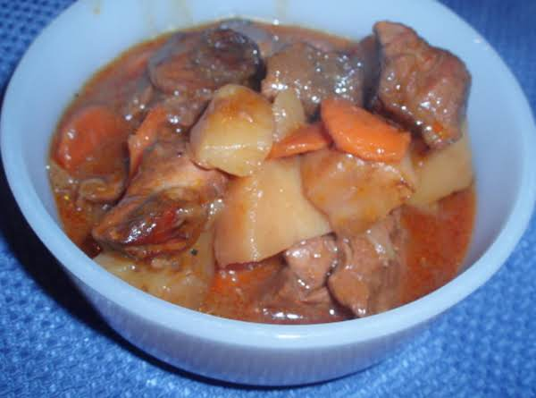 Better-than-homemade Slow Cooker Beef Stew