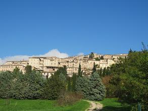 Photo: Approaching Assisi