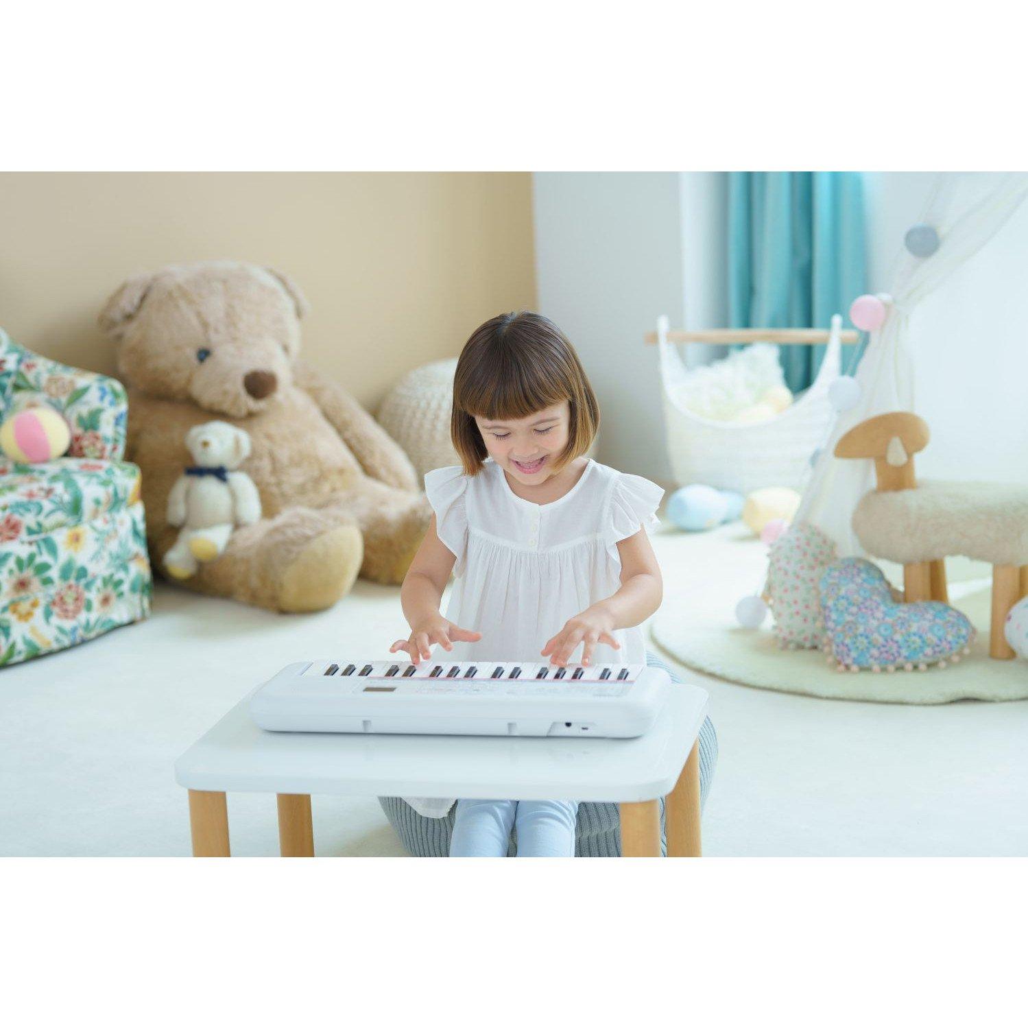 đàn organ học nhạc cho bé