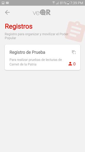 veQR - Somos Venezuela 2.0.0 screenshots 4