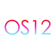 OS12 Launcher for Phone X