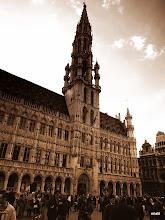 Photo: radnice Brusel