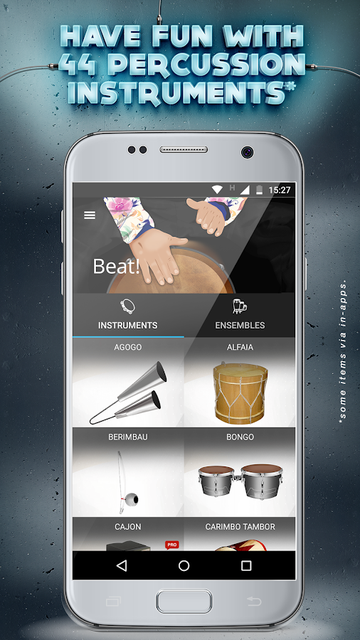 Beat Percussion Fever- screenshot