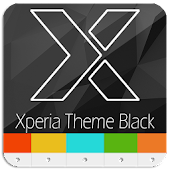 XPERIA™ Theme | X Black