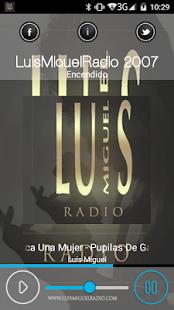LuisMiguelRadio 2007 - náhled