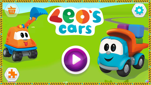 Leo the Truck and cars: Educational toys for kids screenshots 13