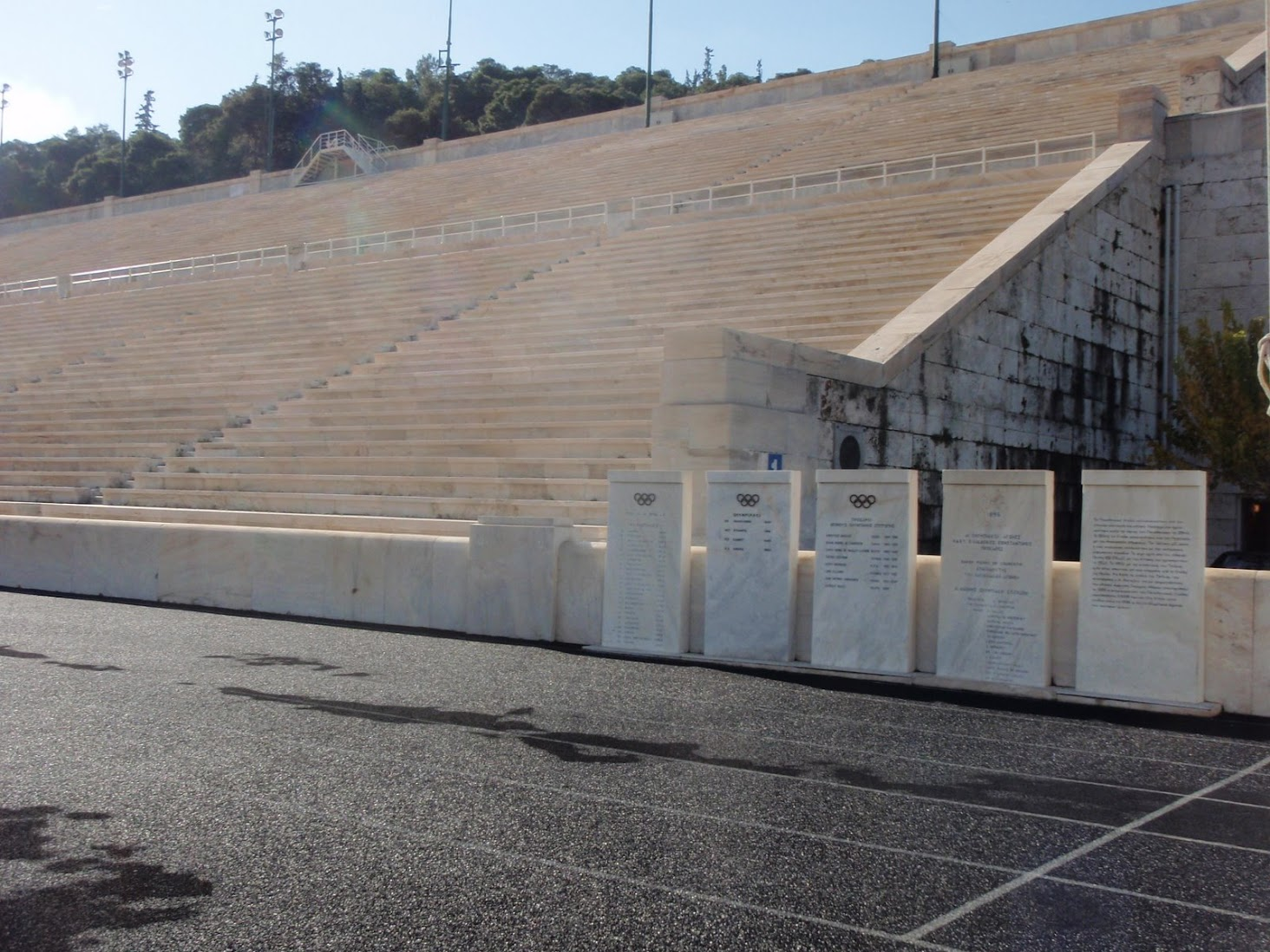 Panathenaic Stadium, Athens, Greece