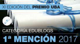 Mencion Premio UBA 2017