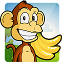 Monkey Jumper: Run adventure icon