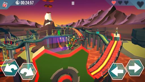 Gravity Rider Zero [Mod] Apk - Siêu phẩm xe địa hình