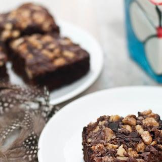 Chocolate and Walnut Brownies