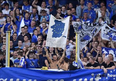 """Protest tegen stadionverboden: """"Clubs als Genk hebben fanatieke aanhang nodig"""""""