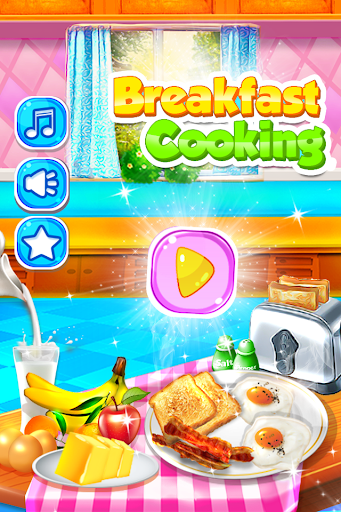 Breakfast Cooking - Healthy Morning Snacks Maker screenshots 16